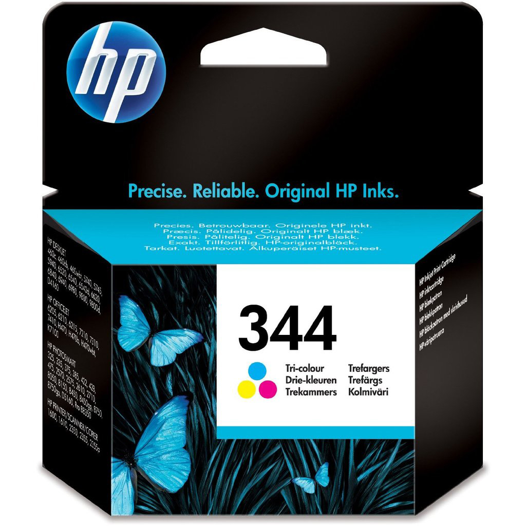Original HP 344 Colour Ink Cartridge (C9363EE)