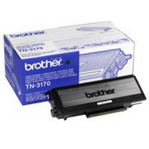 Original Brother TN-3170 Black High Capacity Toner Cartridge (TN3170)