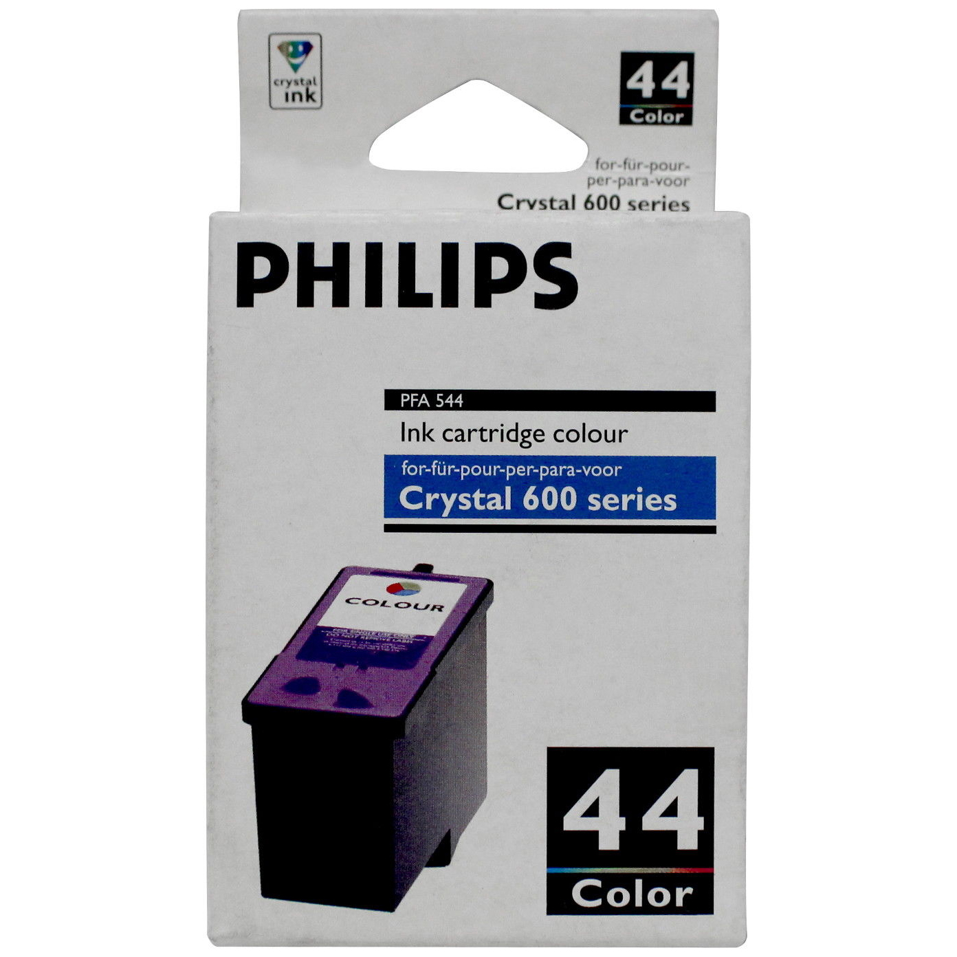 Original Philips 44 Colour Ink Cartridge (PFA544)