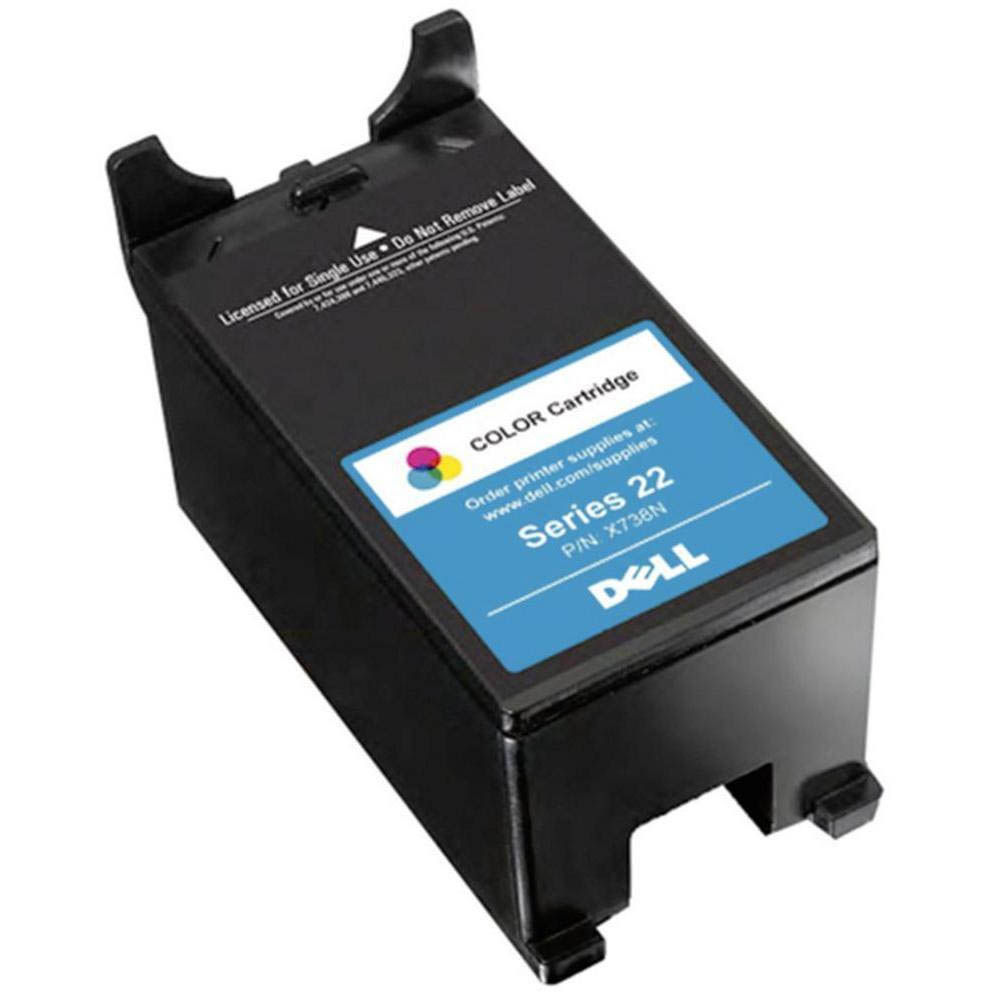 Original Dell Series 22 Colour High Capacity Ink Cartridge (592-11393)