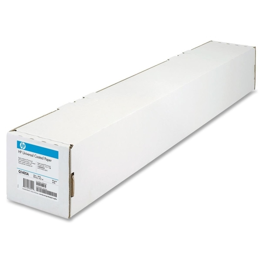 Original HP Q1405A 95gsm 36in x 150ft Paper Roll (Q1405A)