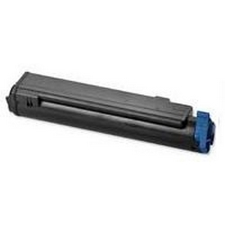 Original OKI 44992402 Black High Capacity Toner Cartridge (44992402)