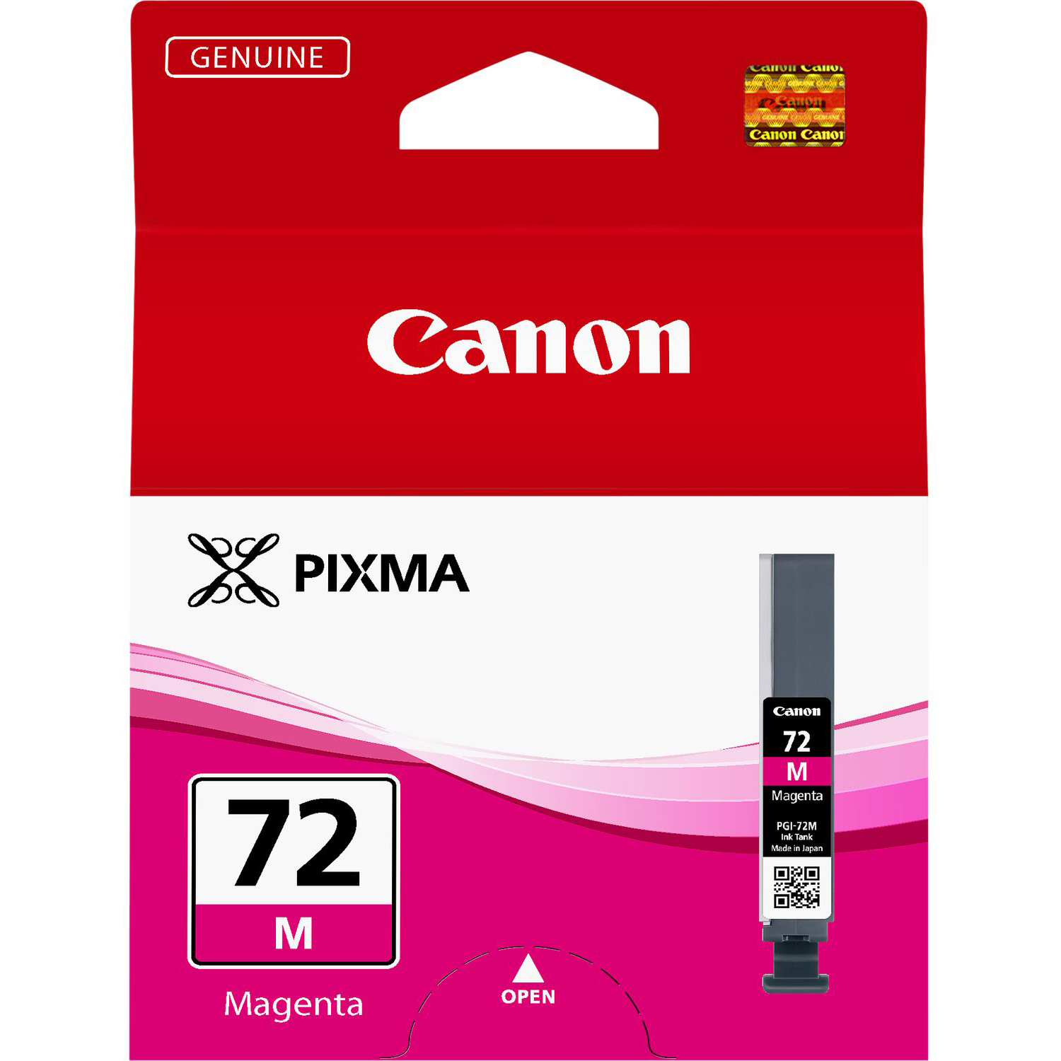 Original Canon PGI-72M Magenta Ink Cartridge (6405B001)