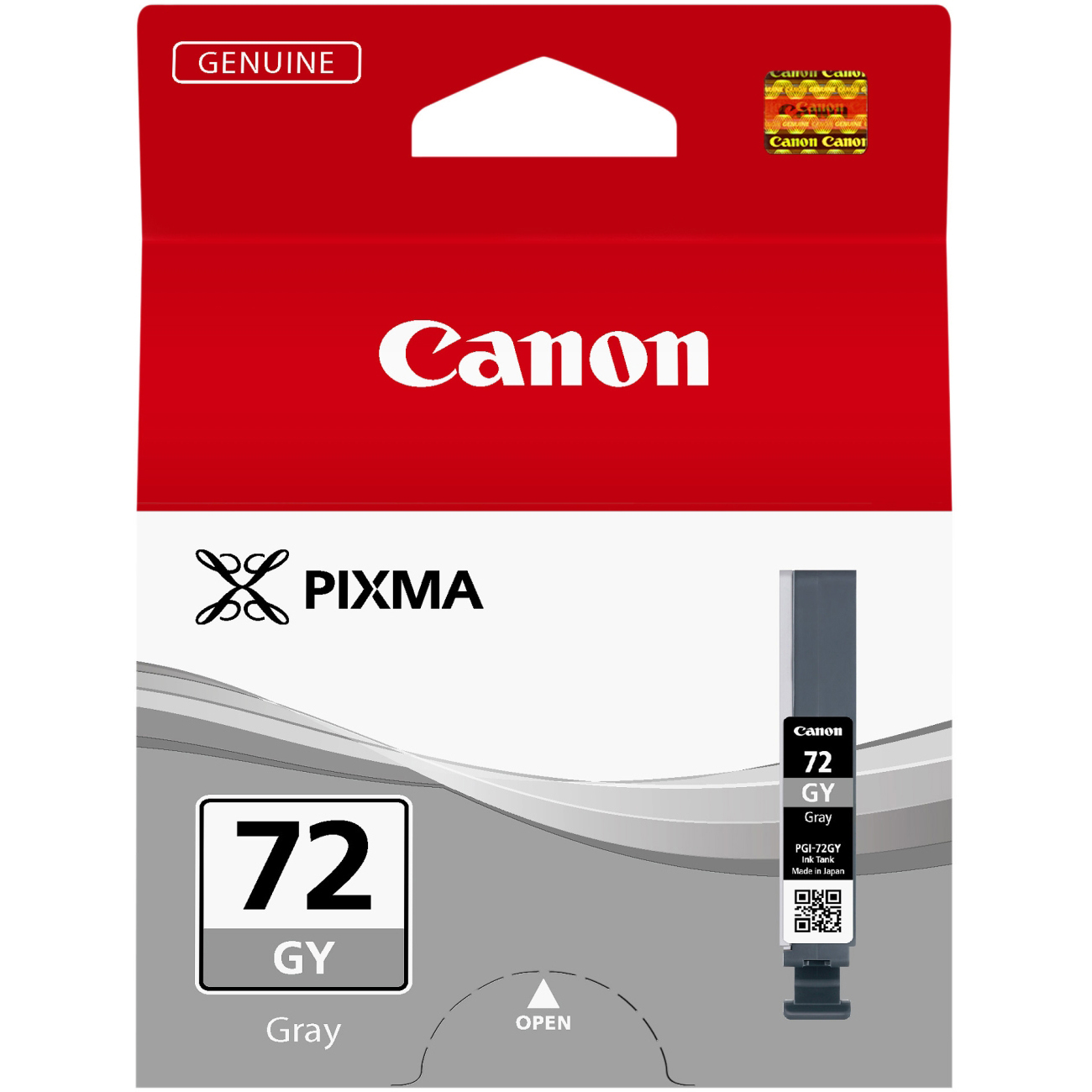 Original Canon PGI-72GY Grey Ink Cartridge (6409B001)