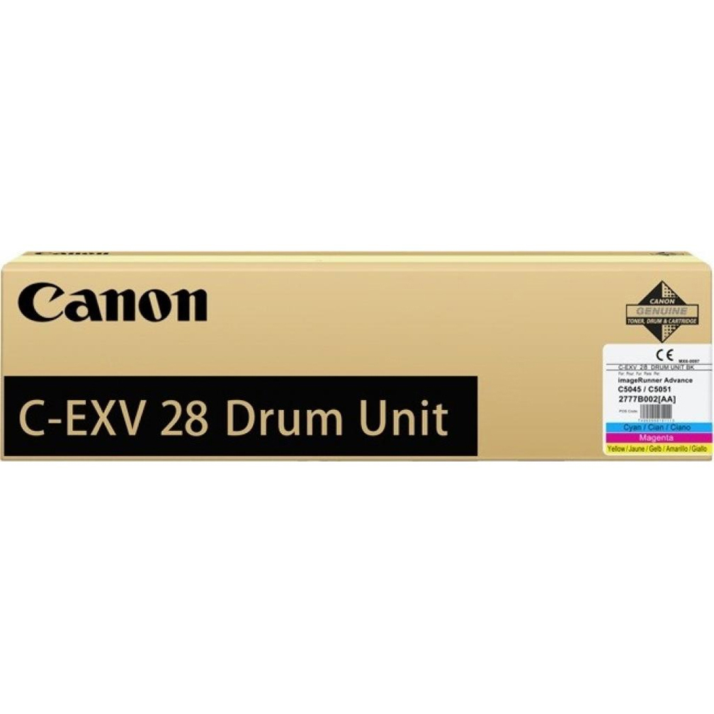 Original Canon C-EXV28 Colour Drum Unit (2777B003BA)