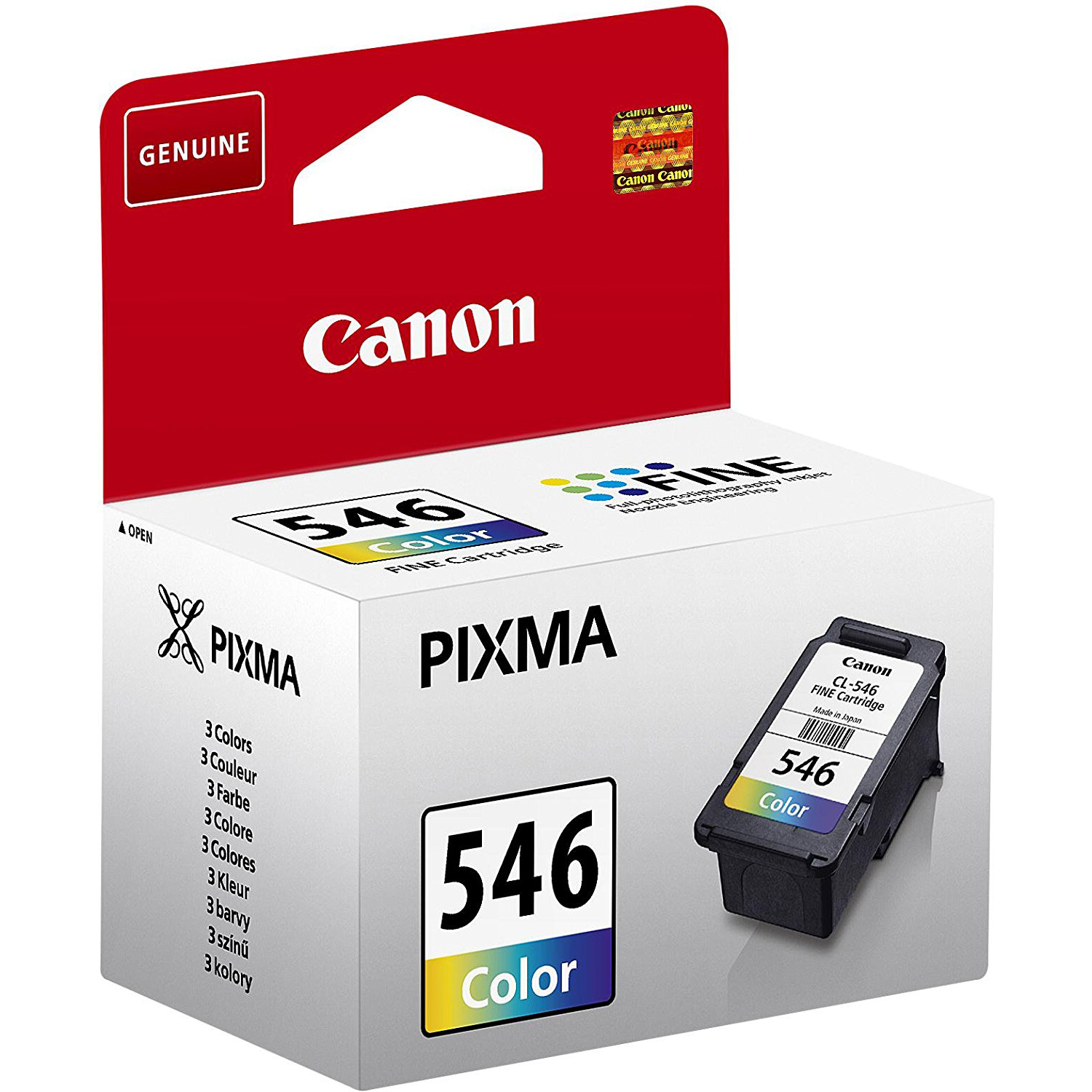 Original Canon CL-546 Colour Ink Cartridge (8289B001)