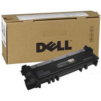 Original Dell 2RMPM Black Toner Cartridge (593-BBLR)