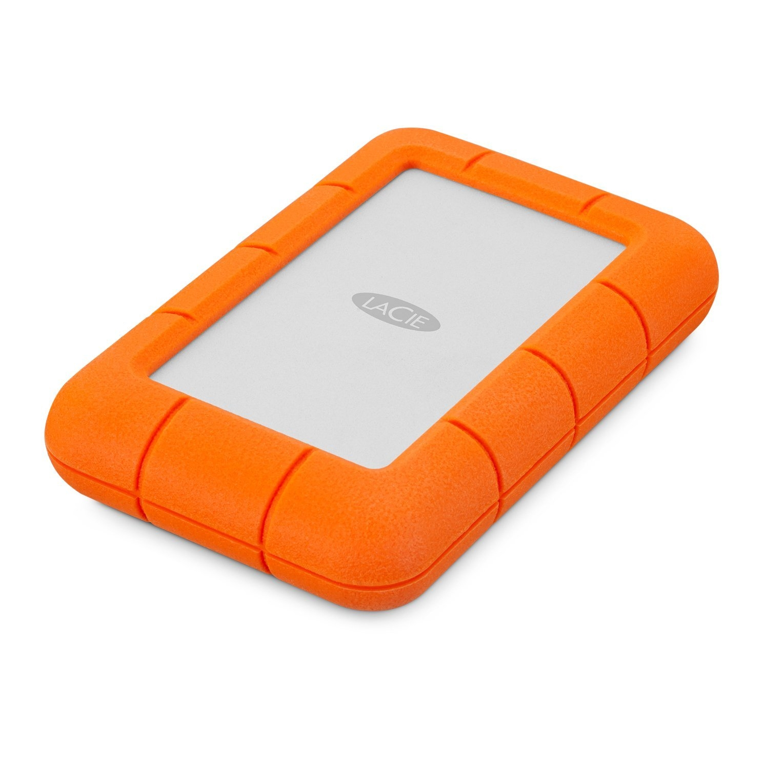 Original LaCie 9000633 Rugged Mini 4TB USB 3.0 External Hard Drive (LAC9000633)
