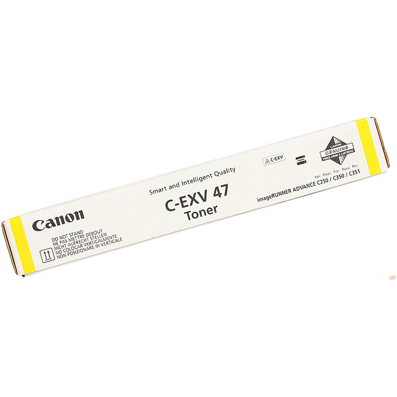 Original Canon C-EXV47 Yellow Drum Unit (8523B002AA)