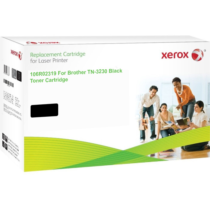 Xerox Ultimate Brother TN-3230 Black Toner Cartridge (TN3230) (Xerox 106R02319)