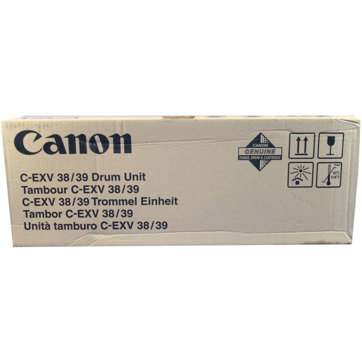 Original Canon C-EXV38 / C-EXV39 Drum Unit (4793B003AA)