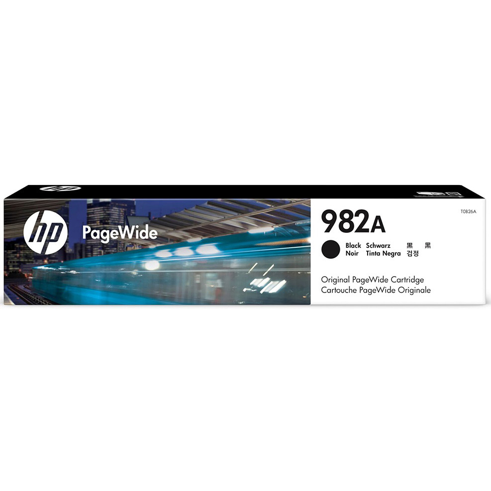 Original HP 982A Black Ink Cartridge (T0B26A)
