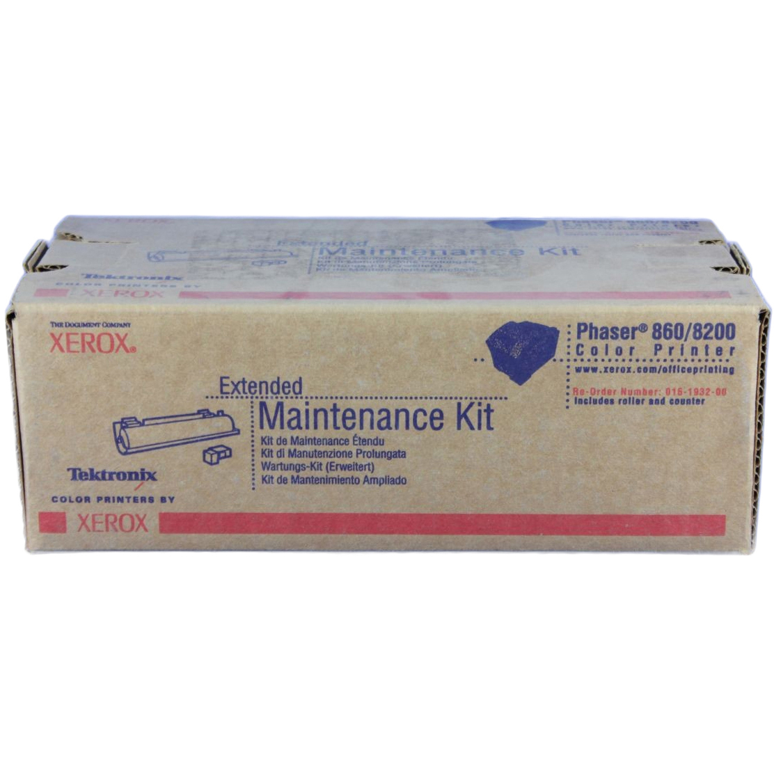 Original Xerox 161932 Extended Capacity Maintenance Kit (016193200)