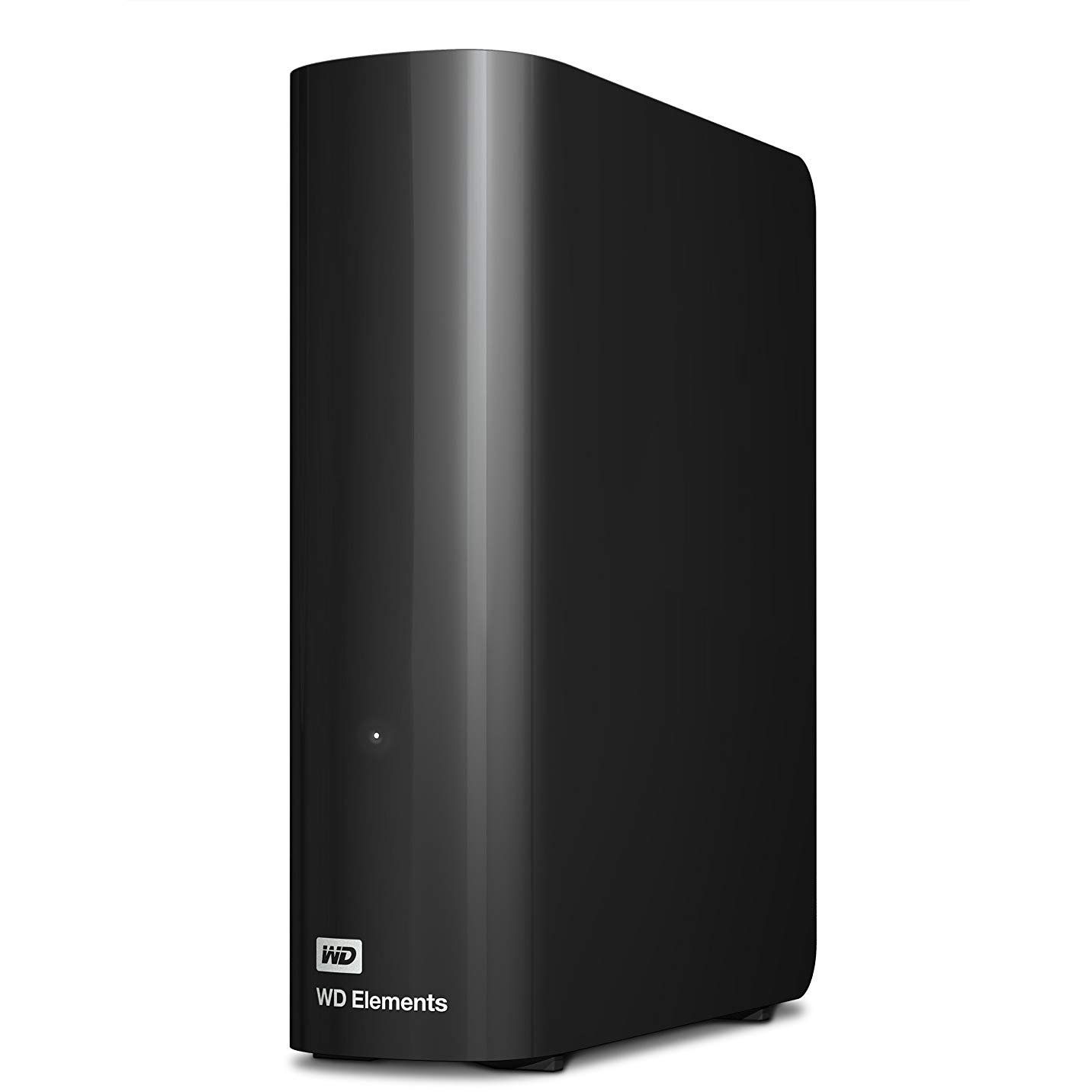Original Western Digital Elements Desktop 4TB Black USB 3.0 External Hard Drive (WDBWLG0040HBK-EESN)