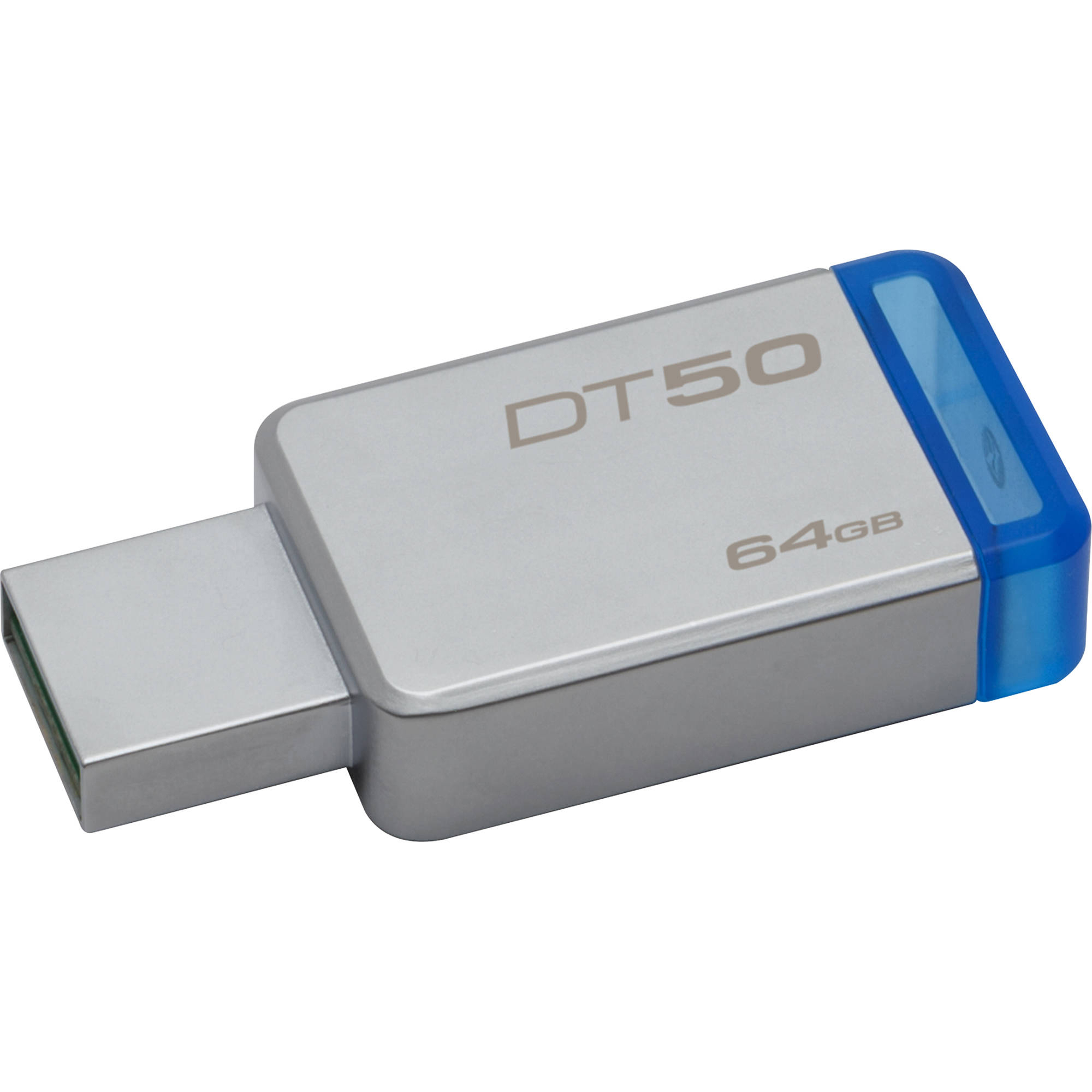 Original Kingston DataTraveler 50 64GB USB 3.0 Flash Drive (DT50/64GB)
