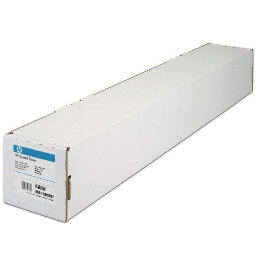 Original HP 90gsm A1 594mm x 45.7m Coated Inkjet Paper Roll (Q1442A)