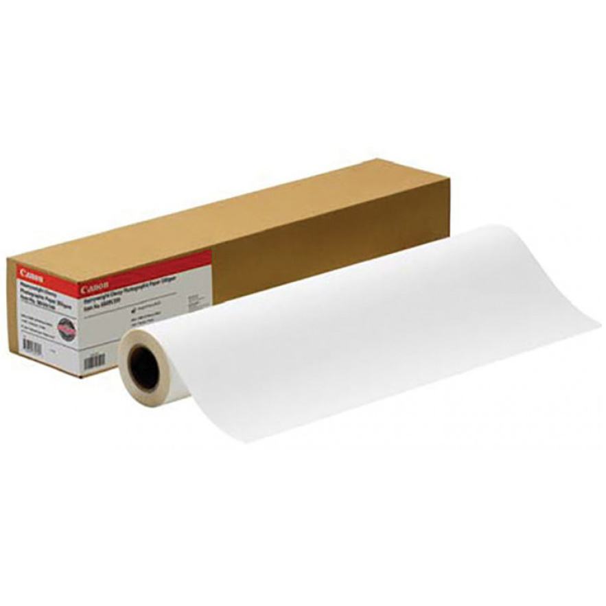 Original Canon 90gsm 610mm x 45m Matte Coated Large Format Paper Roll (1933B001)