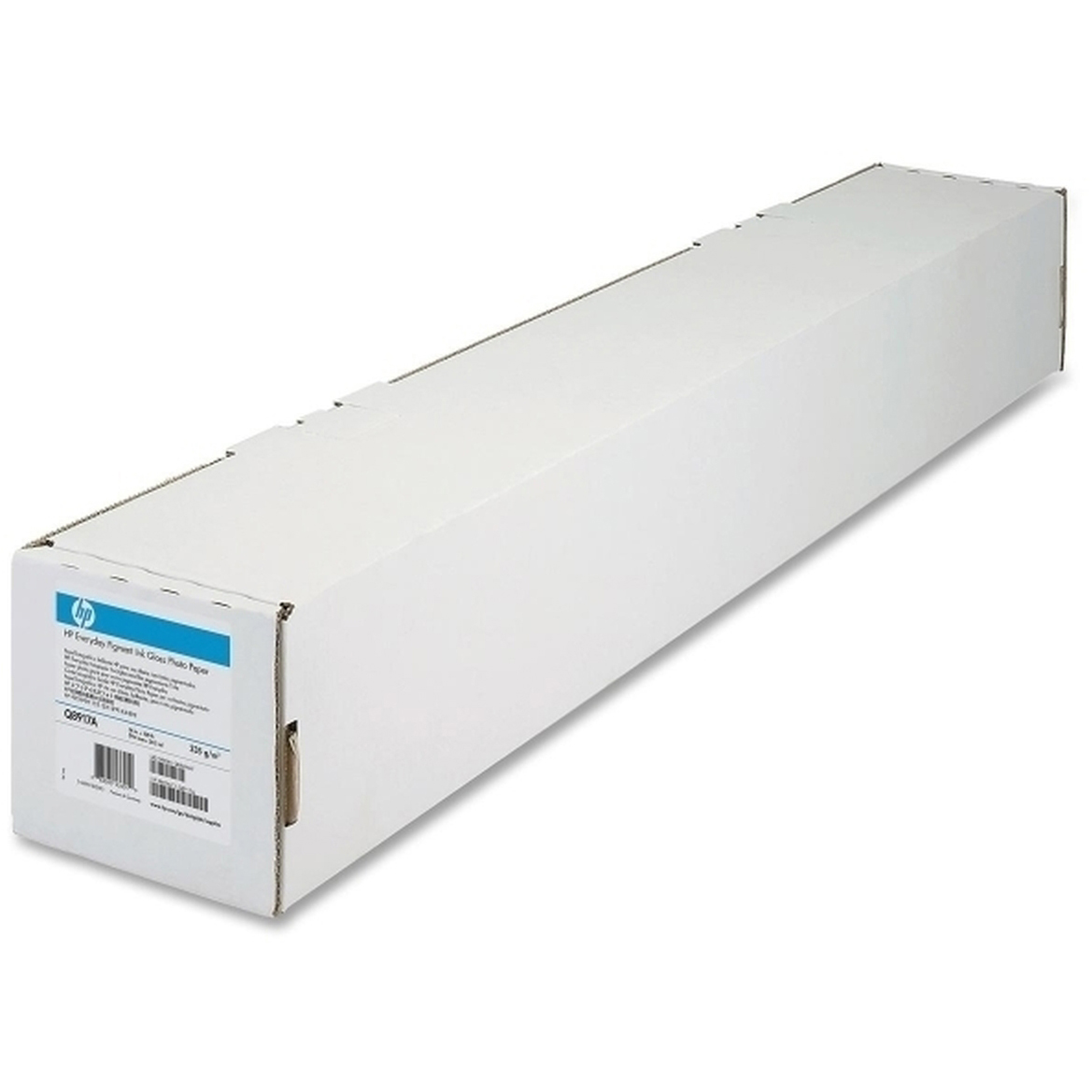 Original HP 172gsm 24in x 100in Heavyweight Coated Paper Roll (Q1412B)