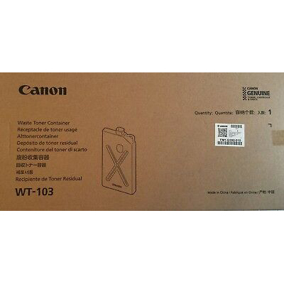 Original Canon WT-103 Waste Toner Collector Box (FM1-G392-010)