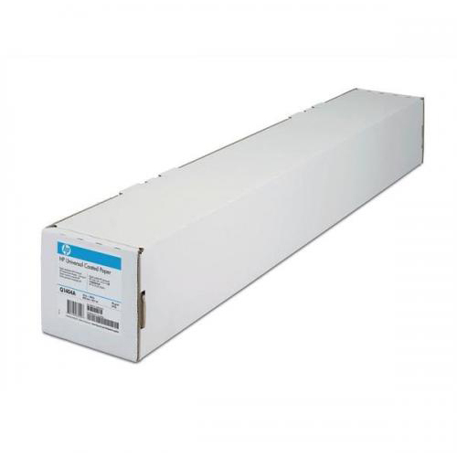 Original HP 95gsm 610mm x 45.7m Universal Coated Paper Roll (Q1404A/B)
