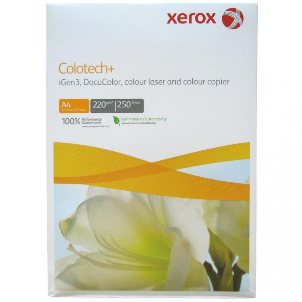 Original Xerox 220gsm A4 Colotech White Paper - 250 sheets (003R97971)