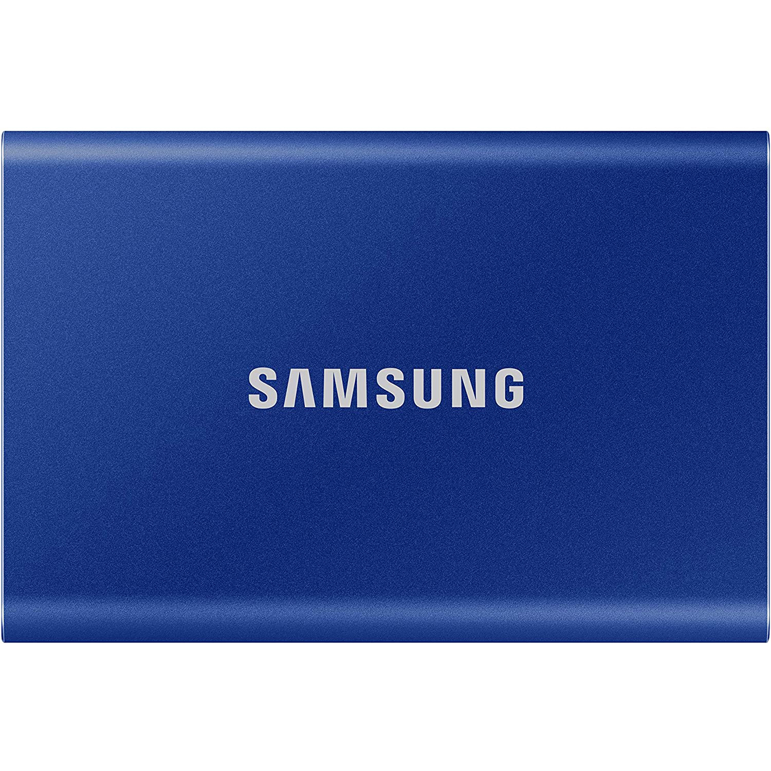 Original Samsung T7 2TB Blue USB 3.2 Portable Solid State Drive (MU-PC2T0H/WW)