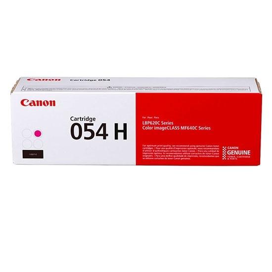 Original Canon 054H Magenta High Capacity Toner Cartridge (3026C002)