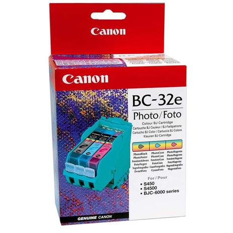 Original Canon BC-32E Photo Ink Cartridge (BC32E)