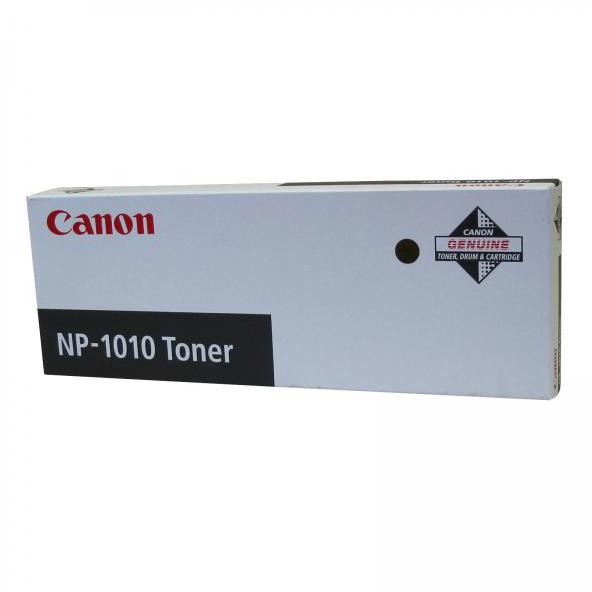 Original Canon NP1010 Black Twin Pack Toner Cartridges (1369A002AA)