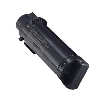 Original Dell 593-BBSB Black High Capacity Toner Cartridge (593-BBSB)