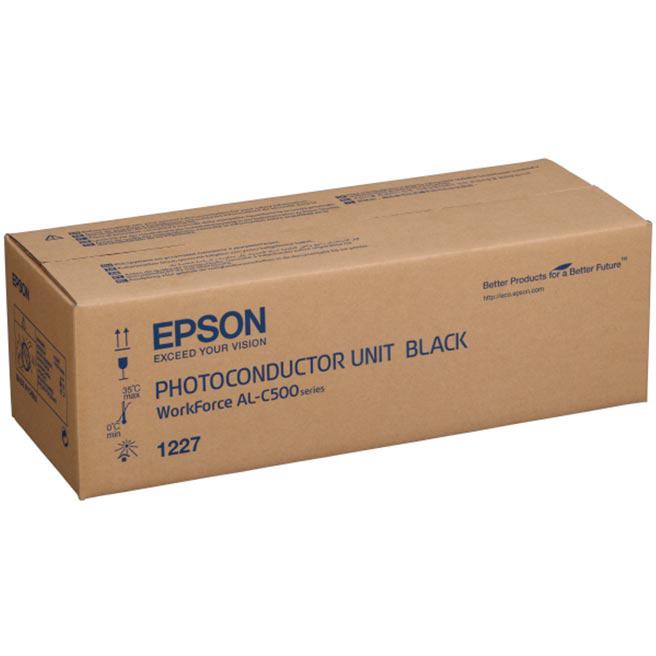 Original Epson Al-C500Dn Photoconductor Unit Black (C13S051227)