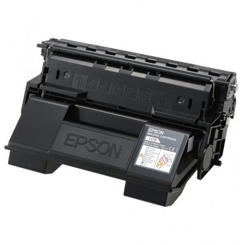 Original Epson S051173 Black Toner Cartridge (C13S051170)