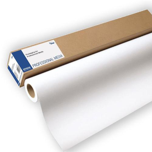 Original Epson 256gsm 24 x 30.5m Proofing Paper White Semi Matte Roll (C13S042004)