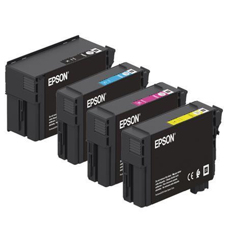 Original Epson T40C CMYK Multipack Ink Cartridges (C13T40C140/ C13T40C240/ C13T40C340/ C13T40C440)