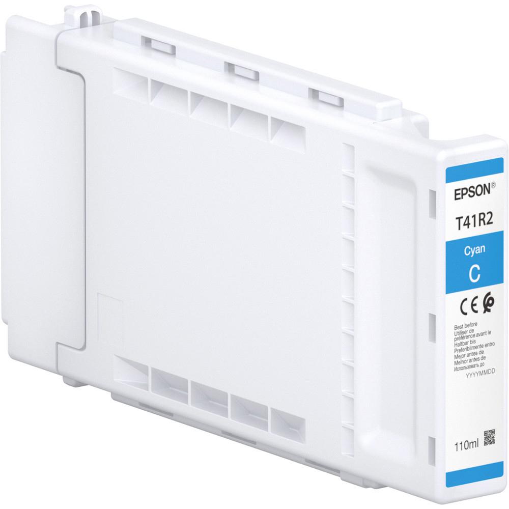 Original Epson Ultrachrome Xd2 T41R240 Cyan 110Ml (C13T41R240)