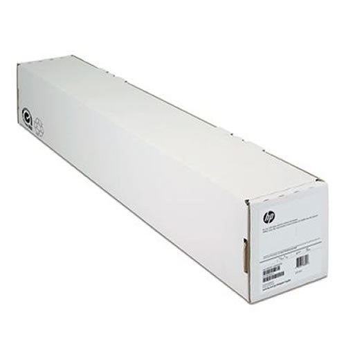 Original HP 174gsm 24in x 75ft Matte Clear Film Roll (C3876A)