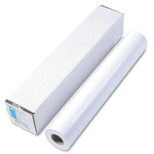 Original HP 280gsm 24in x 50ft Premium Plus Satin Photo Paper Roll (Q5491A)