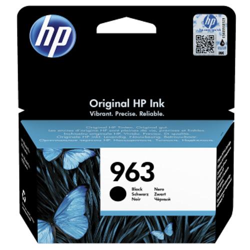 Original HP 963 Black Ink Cartridge (3JA26AE)