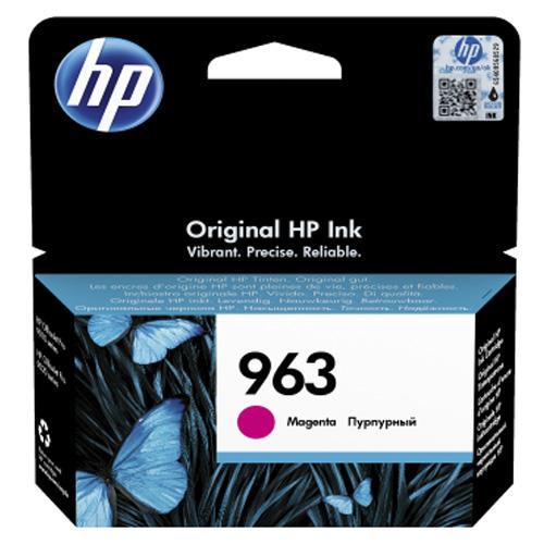 Original HP 963 Magenta Ink Cartridge (3JA24AE)