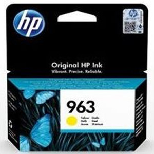Original HP 963 Yellow Ink Cartridge (3JA25AE)