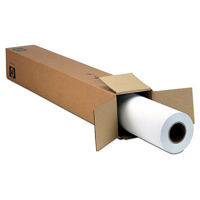 Original HP 200gsm 42in x 100ft Universal Instant-dry Semi-Gloss Photo Paper Roll (Q6581A)