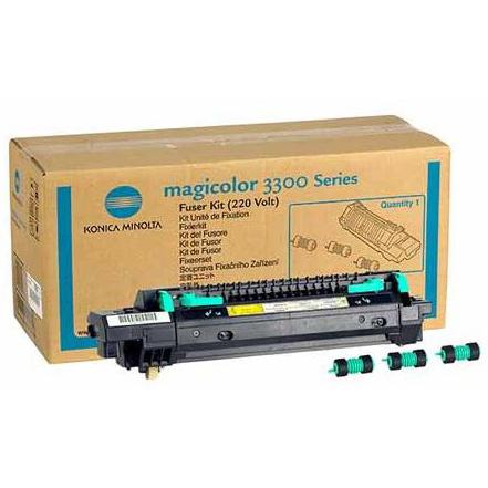 Original Konica Minolta 9960A1710555002 Fuser Kit (9960A1710555002)