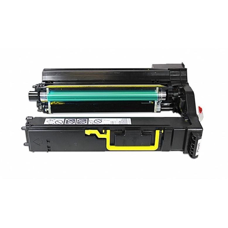Original Konica Minolta 1710582-002 Yellow Toner Cartridge (4539132)