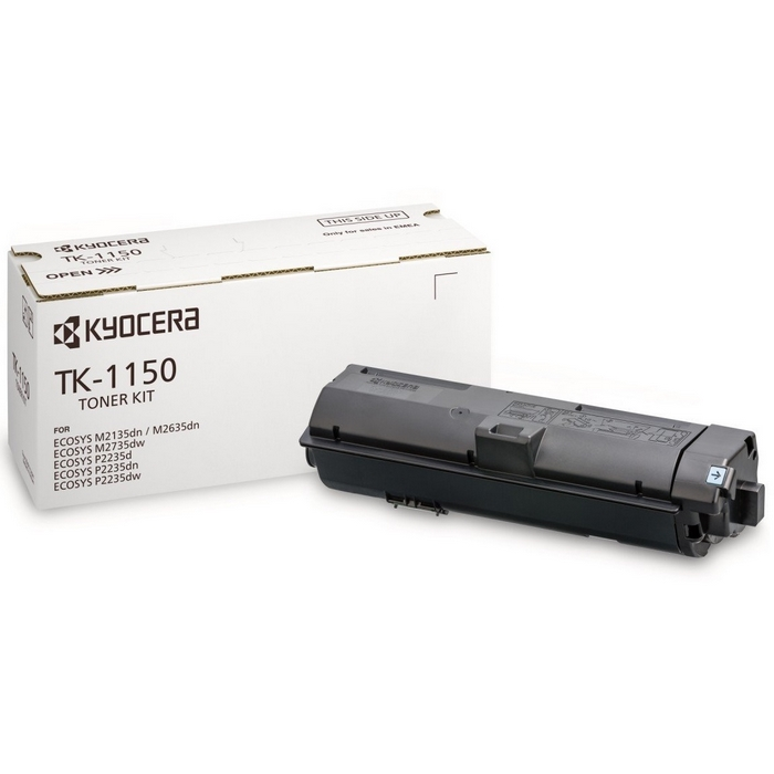 Original Kyocera TK-1150 Black Toner Cartridge (1T02RV0NL0)