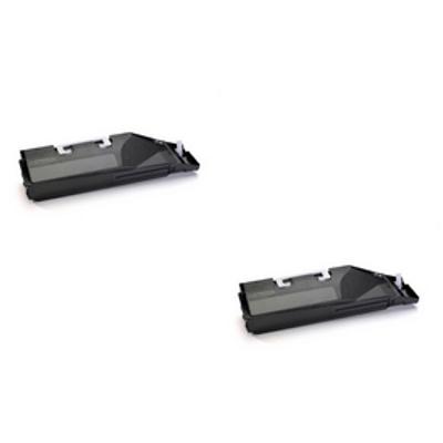 Original Kyocera TK-855K Black Twin Pack Toner Cartridges (TK-855K)