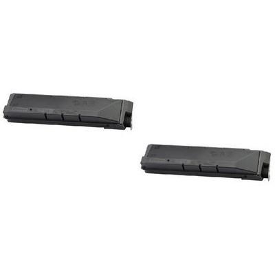 Original Kyocera TK-8600K Black Twin Pack Toner Cartridges (TK-8600K)