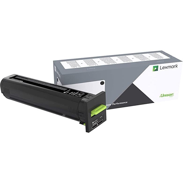 Original Lexmark 72K0X10 Black Extra High Capacity Toner Cartridge (72K0X10)