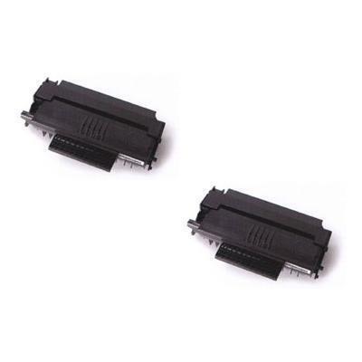 Original Ricoh Type SP3300 Black Twin Pack Toner Cartridges (406218)