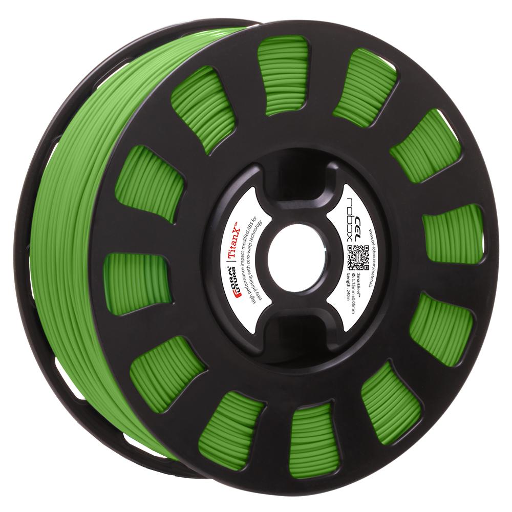 Original Robox ABS Green 0.7kg 1.75mm 3D Filament (RBX-ABS-FFGR1)