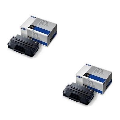 Original Samsung MLT-D203E Black Twin Pack Extra High Capacity Toner Cartridges (HP SU885A)